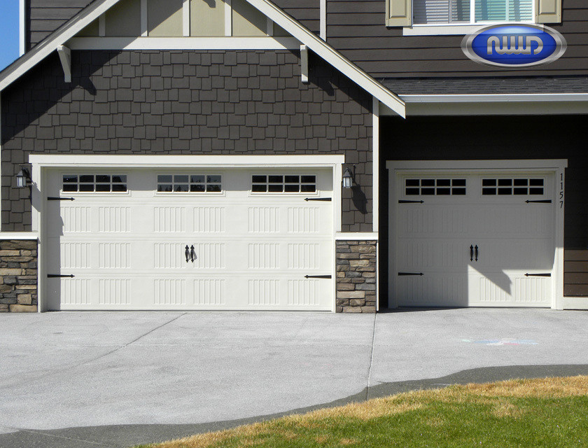 Custom guy spaces for Therma door garage insulation